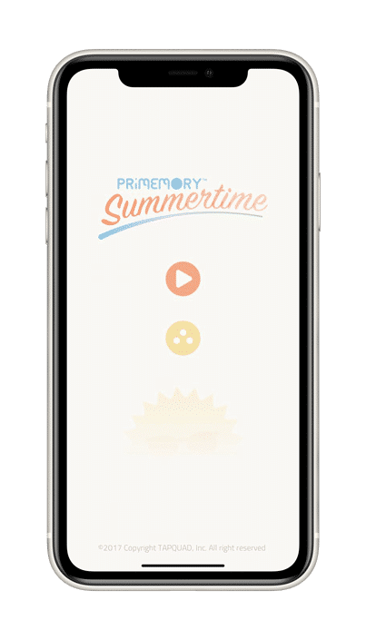 PriMemory Summer Time - Memory Game