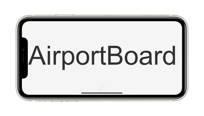 AirportBoard™